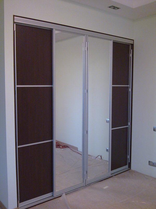 двери для встроенного шкафа купе фото